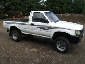 HILUX WANTED CALL MARTIN
