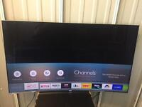 "Samsung 55"" curved 4k SUHD smart led tv us55ks7500"