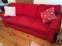 3 Seat Sofa Ikea Ektorp