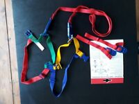 Safety harness for kids, 0-4 yrs