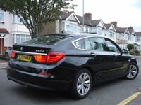 !!! BMW 530D GRAN TURISMO GT SE 59 PLATE !!! AUTOMATIC DIESEL !!! BLACK !!! SAT NAV LEATHERS !