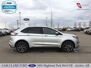 2016 Ford Edge Sport EcoBoost AWD