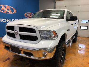 "2017 RAM 1500 SLT NEW 6"" LIFT/ NEW 37"" TIRES & WHEELS/ 4X4!"