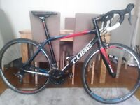 Cube Peloton CSL Race Road Bike