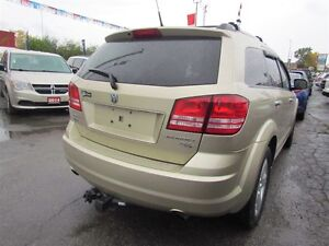 2010 Dodge Journey R/T | AWD | LEATHER | 5PASS | HEATED SEATS London Ontario image 7