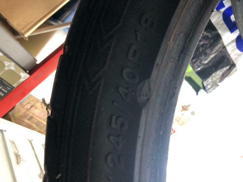 245/40/18 tyre | in Hayling Island, Hampshire | Gumtree