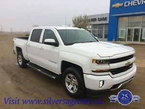 Brand New 2017 Chevrolet Silverado 1500 LT2 Z71 w/Leather