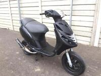 Piaggio zip 70cc reg as 50cc moped scooter vespa Yamaha gilera Peugeot