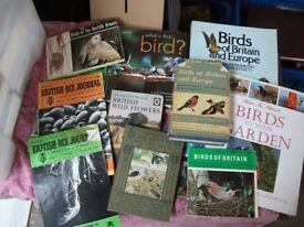 collection of wildlife books