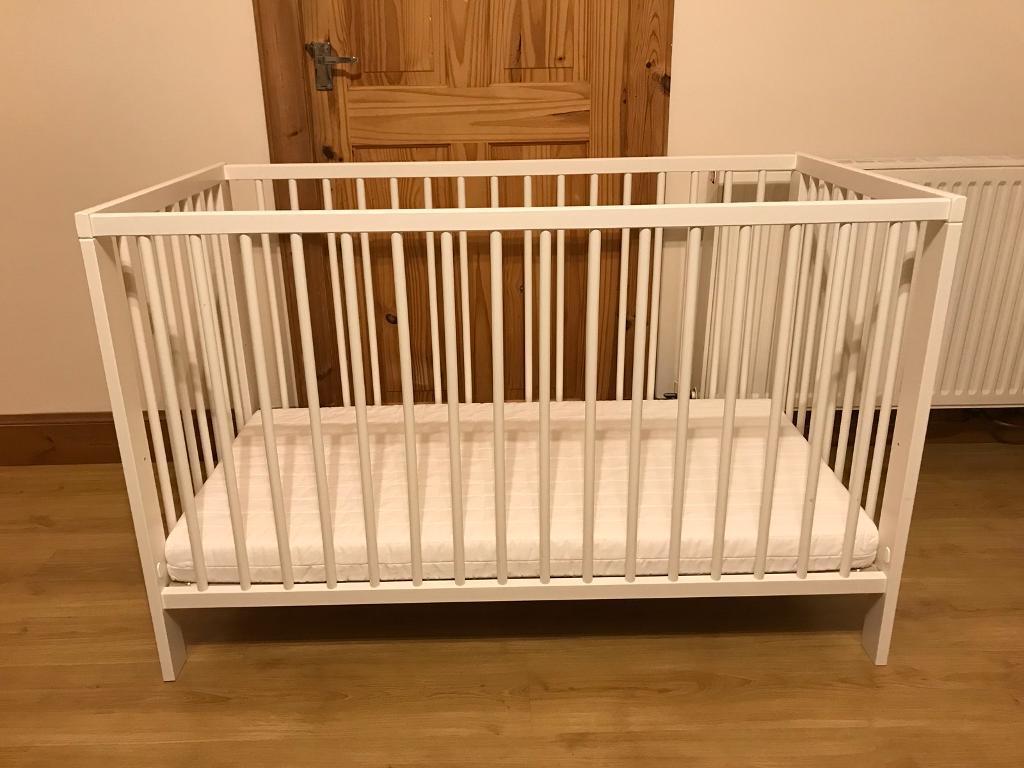 IKEA Sniglar Cot Bed