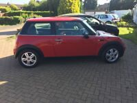Mini one, Good condition, 1.6, Full service history. New disks, pads and tires