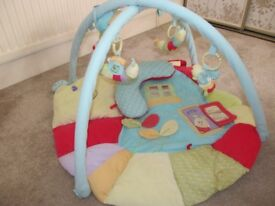 Baby Play Mat / Gym – Softly Snail (Little Bird Told Me) - £10.00