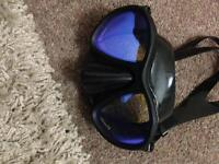 Rob allen low profile mask