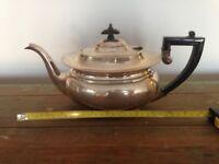 Tea set EPNS antique early 20th century