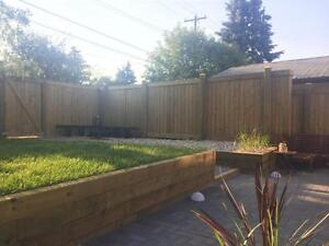 Book your fence or deck now for a 10% discount