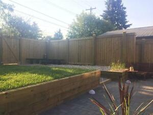 SummerTime is here. Get your fence booked now