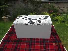 Beautiful refurbished Blanket Box / Ottoman