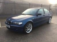 2002 bmw 316i long mot