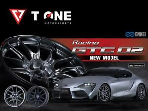 Enkei GTC02 Wheels NEW MODEL - T1 Motorsports Ontario Preview