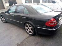 Mercedes 320 CDI / 2003 / parts or repairs /MOT 25/10/2018