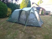 Outwell Nevada 4 Tent incl Kids Room