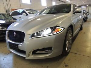 2014 Jaguar XF 3.0L, AWD, NAVI, BACK UP CAMERA