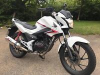 Honda CB125F GLR125