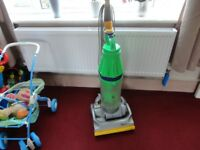 dyson hoover dc 07 model working order