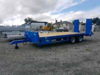 19 ton low loader