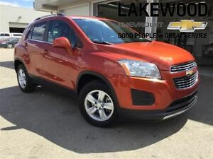 2015 Chevrolet Trax LT 2LT AWD (Colored Touch Screen, Bluetooth)