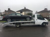 Recovery services 24/7 breakdown classic car movers