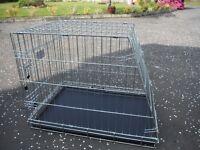 Savic Dog Car Crate 76cm - As New £40 ono