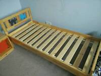 Ikea Kritter Toddler Junior Bed from 2-8 years - can deliver
