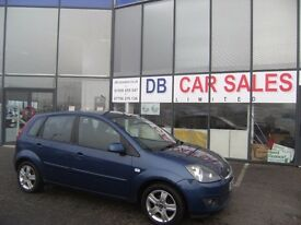 2008 57 FORD FIESTA 1.4 ZETEC CLIMATE TDCI 5D 68 BHP **** GUARANTEED FINANCE ****