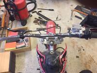 110 CC pitbike