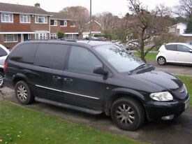 GRAND VOYAGER CRD LIMITED 2003 2.5
