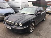 JAGUAR X TYPE 3.0 V6 AUTOMATIC FULLY LOADED VERY CLEAN 2003 SELLING AS SPARES OR REPAIRS