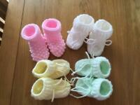 Bootees £1