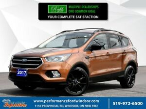 2017 Ford Escape Sport Appearance Package with NAV!!!