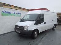 2013 [late transit Long wheel Base M/roof 6 speed 2 day sale only mint like new base in derry