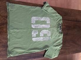 George T-shirt.