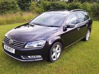 2011 Volkswagen Passat 1.6 Tdi SE Estate BLUEMOTION Tech (not a4 a6 jetta golf 320d)