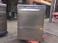 COMMERCIAL FASTFOOD DISHWASHER CATERING MACHINE CANTEEN SHOP TAKEAWAY CAFE DINER KITCHEN CAFETERIA