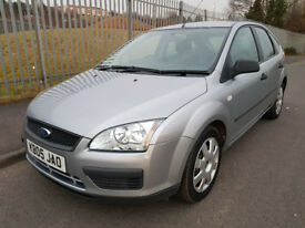 2005 (05) Ford Focus 1.6 LX Auto 5dr Hatchback