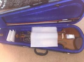 Violin (untouched, unused, never out of bag)