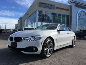 2016 BMW 428i Xdrive Coupe * Navigation * Only 4974 kms