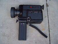 Super 8 Camera Canon 514 XL-S