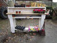 Potting Table,Planting Table, Garden Table, Potting, Potting Bench,potting station