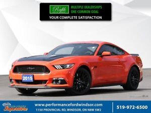 2015 Ford Mustang ***GT PERFORMANCE PACKAGE, recaro seats***