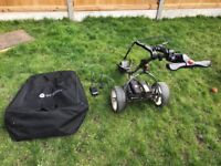 Motocaddy S1 in excellent condition - hardly used!
